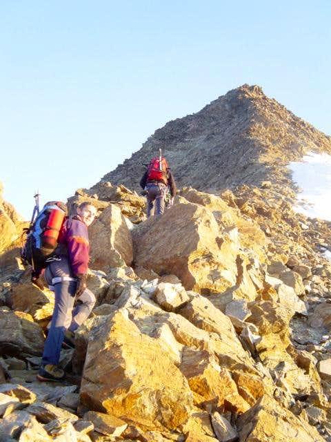 On the SSE-ridge