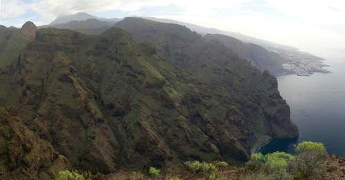 The Cliffs at Los Gigantes