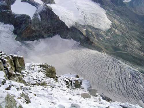 On the ridge 1