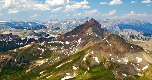 Wetterhorn & Matterhorn
