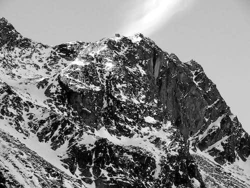 L'Aroletta Superiore (3017 m)