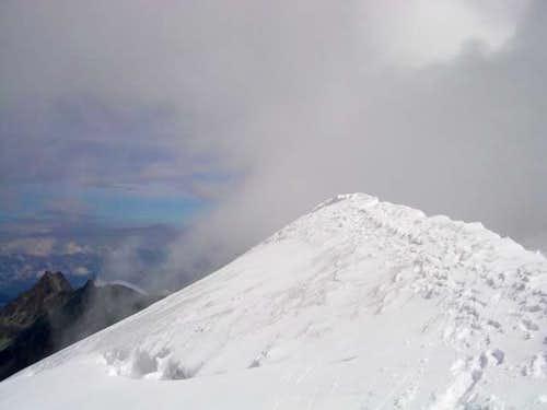 The summit of Wellenkuppe