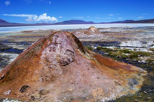 Laguna de Mulas Muertas