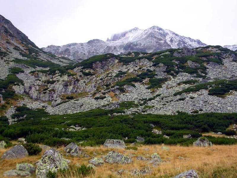 Peleaga summit (2509m)