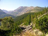 Retezat (2482 m)