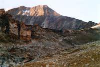 SSE-ridge as seen from...