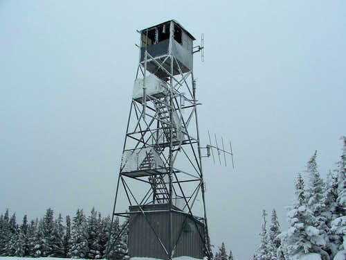 Blue Mtn Fire Tower