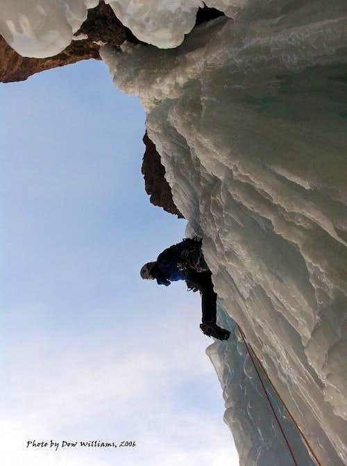 Kananaskis Ice Climbs