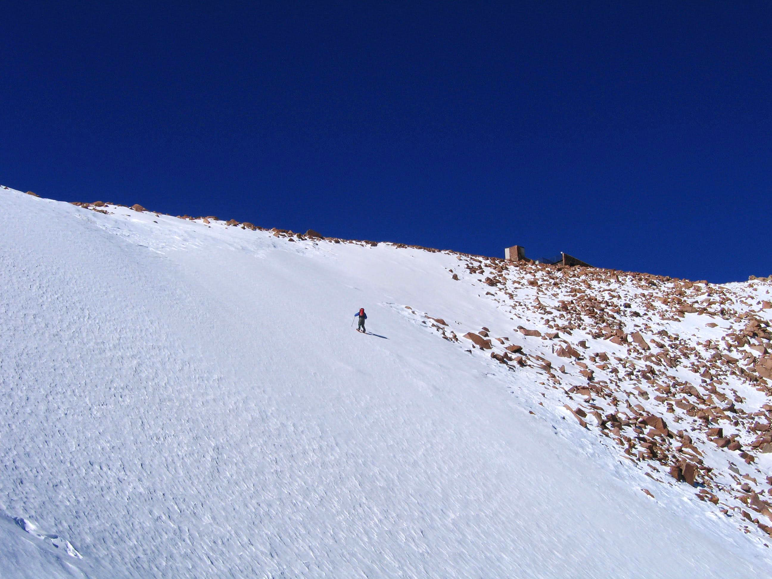 Pikes Peak East Face Gully: Straight Up the Gut