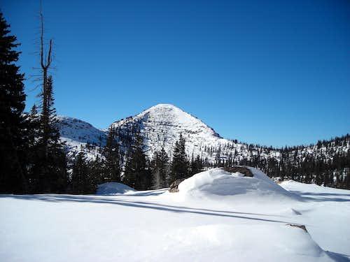 East Face of Wall Peak