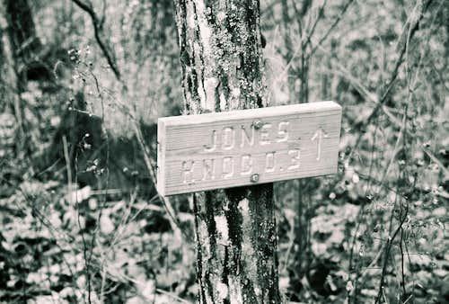 Jones Knob