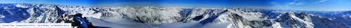 360° Panorama - 1000 summits