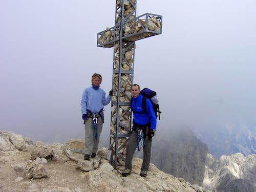 Top of Rotwand