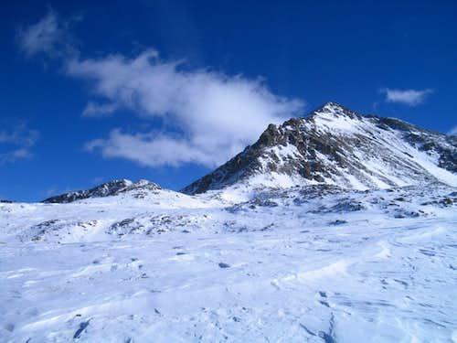 West Ridge of Pacific