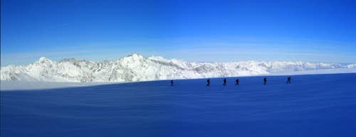 Panorama: Ski Mountaineering