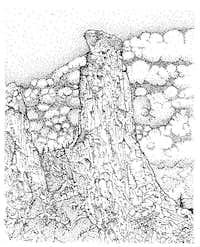Chimney Rock East Face