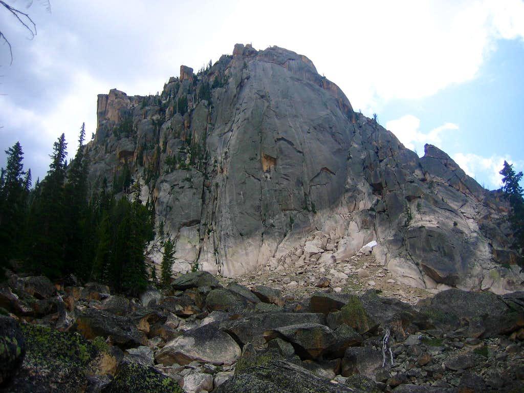 Outside Chance Climbing