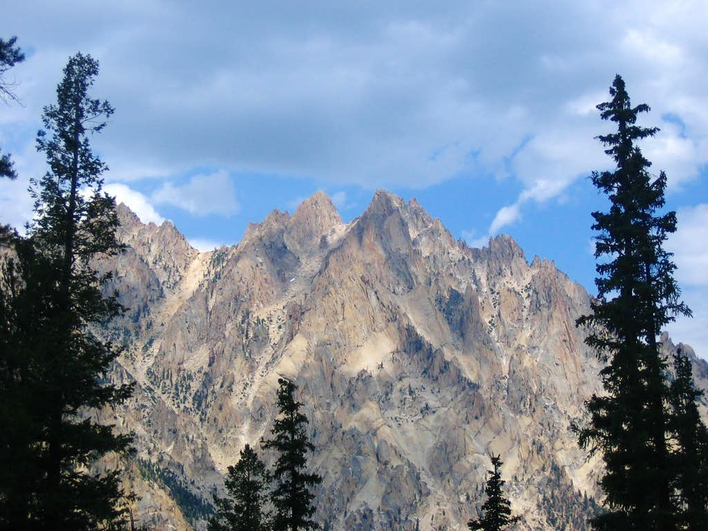 Heyburn's south slopes