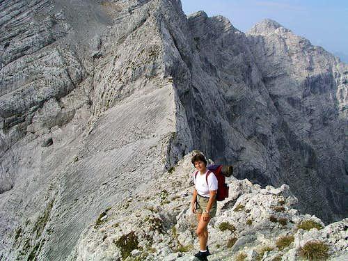 Descent on Dachlgrat
