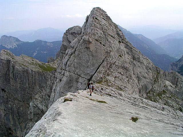 On the beautiful Dachlgrat...
