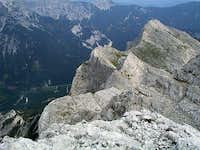 From the summit of Hochtor -...