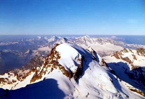 Il Ciarforon (3642 m)