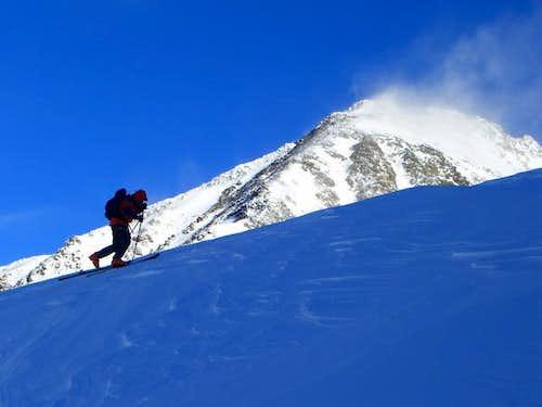 Ski Ascent
