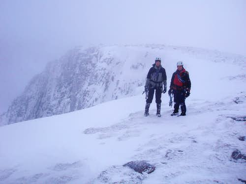Lochnagar summit.