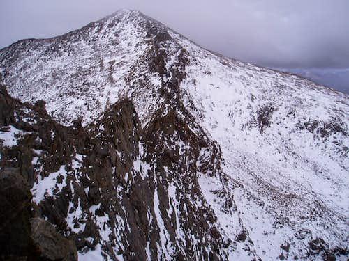 Mt. Bierstadt & Sawtooth Ridge
