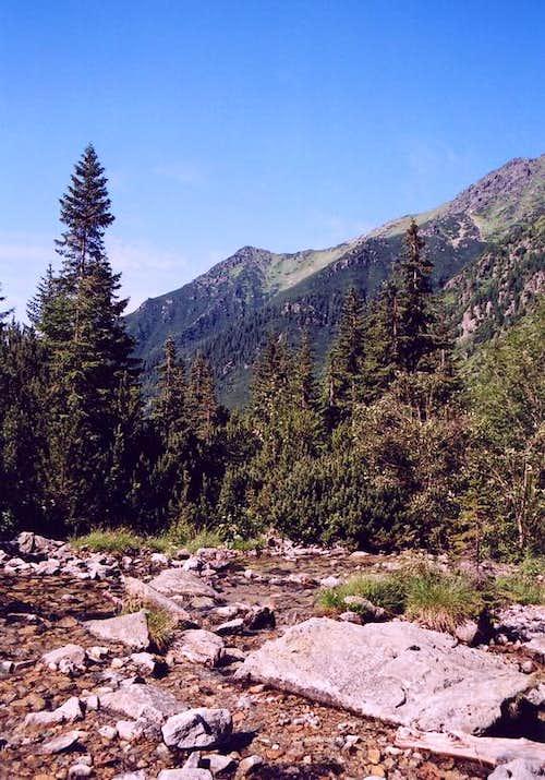 In Rackova valley - Western Tatras