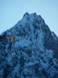 Peak Near Mount Pershing