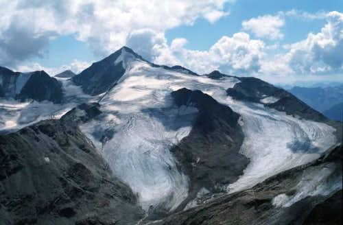 Similaun northwest ascent via...