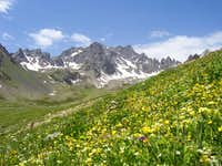Mezovit Peak in Kackar