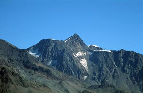 Wildspitze seen from South...