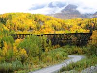 Autumn on McCarthy Road