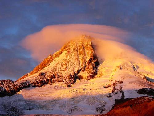 Cooper Spur, Mt. Hood at Sunrise