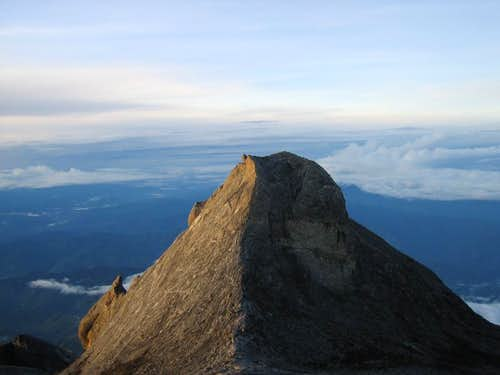 Mt. Kinabalu - On the top of Borneo