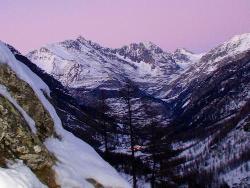 Cascade Centiero Dei Trol (COGNE-Italy)