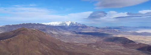 Steens Mountain in Winter