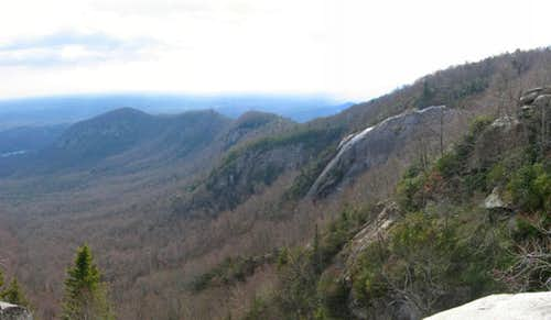 Hickory Nut Gorge
