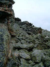 Right of Ridge