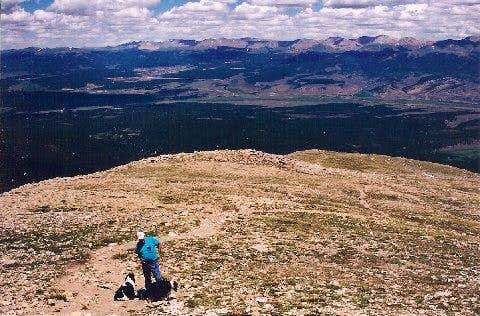 North Elbert Trail