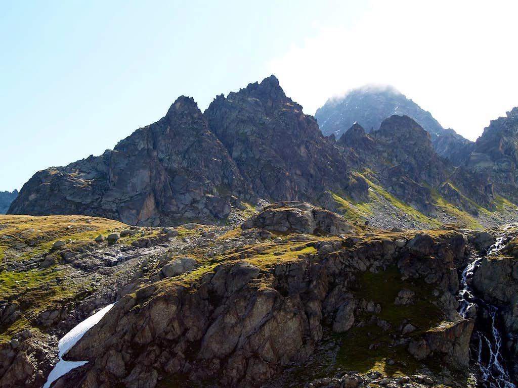 La Grande Assaly (3174 m)