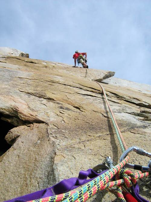 "Upper Pitch on ""Claustrophobia Crack"""