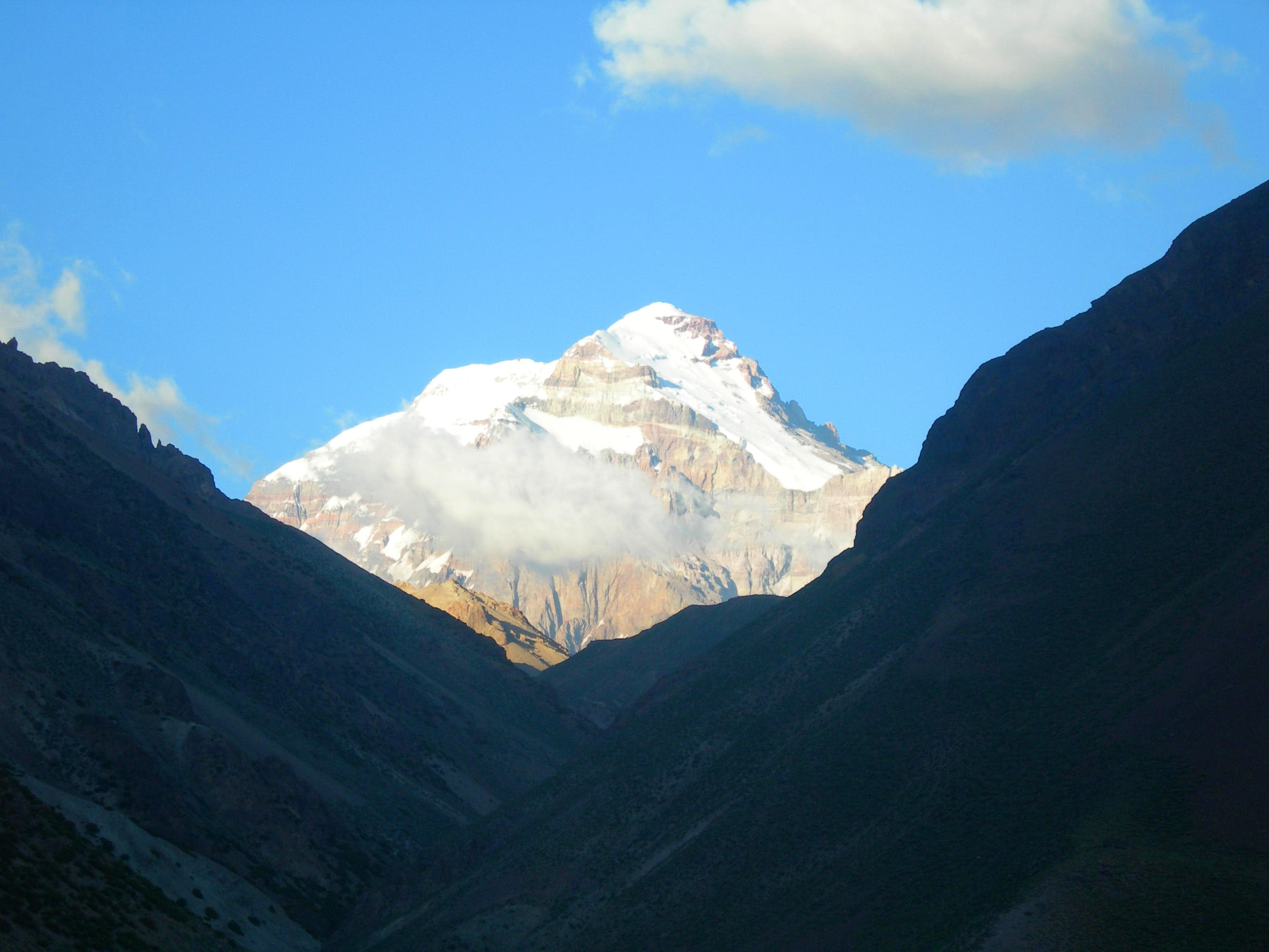 CSU expedition to Cerro Aconcagua