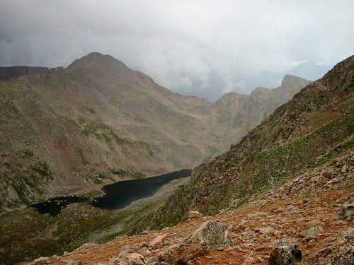 Mount Bierstadt and the...
