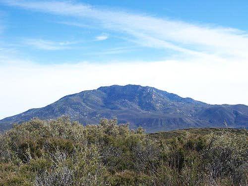 Toro Peak