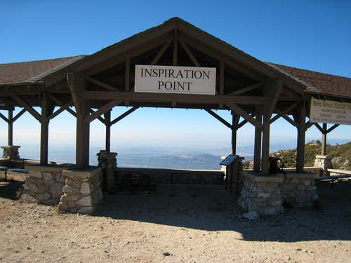 Inspiration Point -Not for Voting