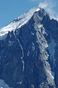 Les Ecrins north-west face