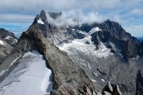 Glacier des Etançons